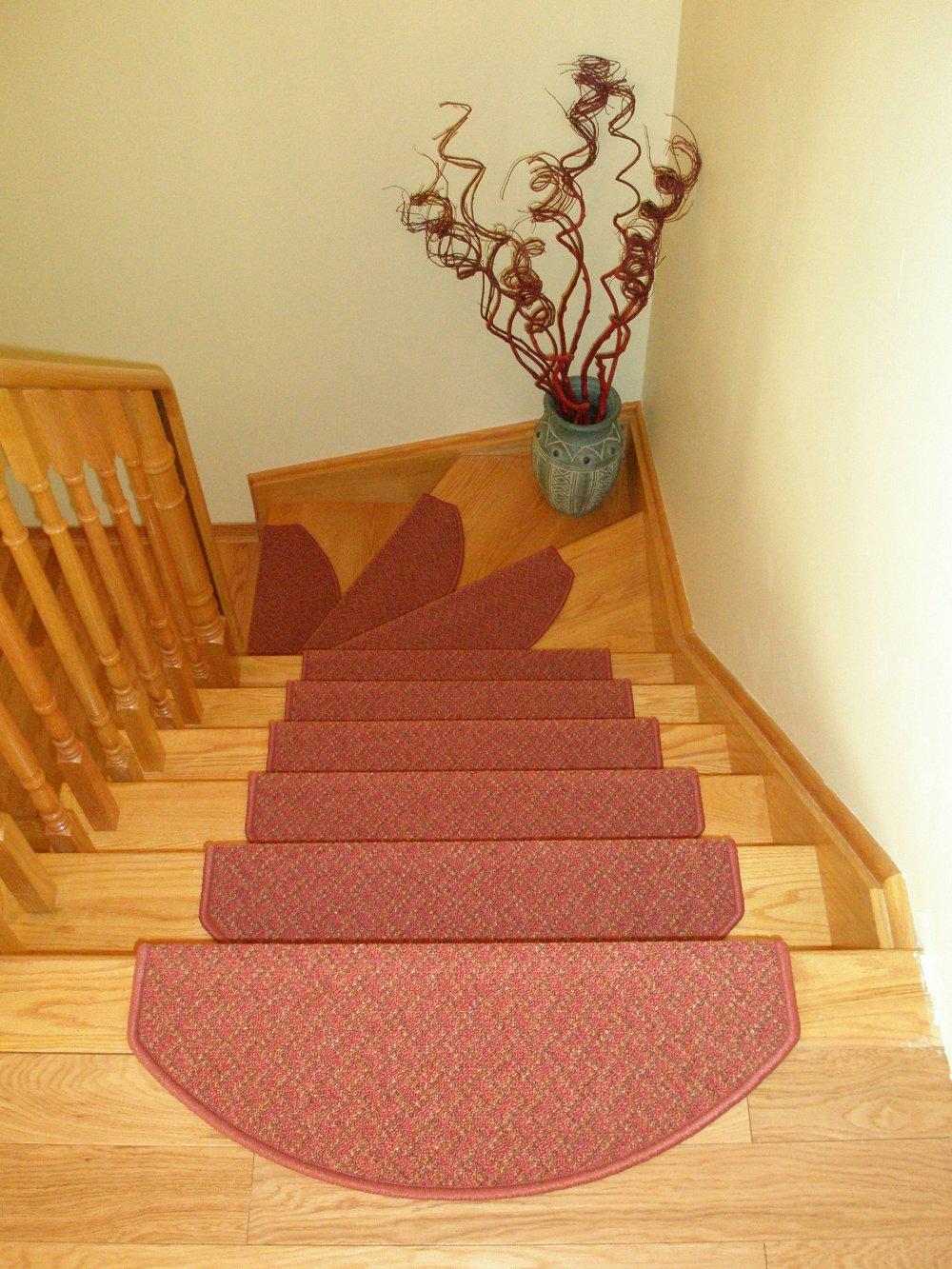 Carpet Stair Treads For Dogs Pet S Friendly Stair Mats