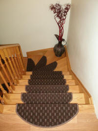 Carpet Stair Trads made in Europe